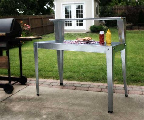 steel potting bench steel potting table garden workbench