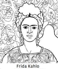 frida kahlo biography book pdf printable leonardo da vinci coloring page free pdf