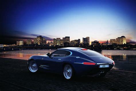 jaguar j type lyonheart k is a modern jaguar e type autoevolution