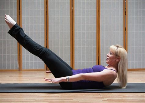 upper abs pilates  whittle  middle