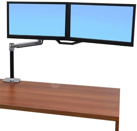 ergotron lx hd sit stand desk mount lcd arm ergotron lx hd sit stand desk mount lcd arm tischhalter