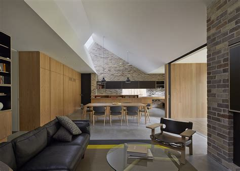 Dachluke Haus by Skylight House Andrew Burges Architects Archdaily