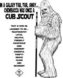akela s council cub scout leader training chewbacca was
