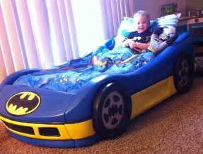 Toddler Car Bed Batmobile Bed Elliot Batman Bedroom
