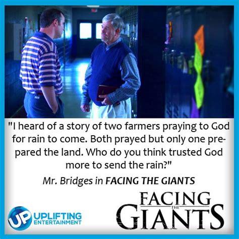 film motivasi facing the giants facing the giants christian movie film dvd blu ray