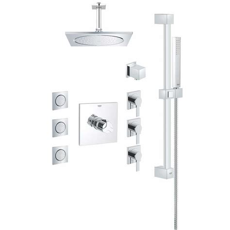 Vanities In Canada Grohe Square Thm Custom Shower Kit 117163 Bliss Bath