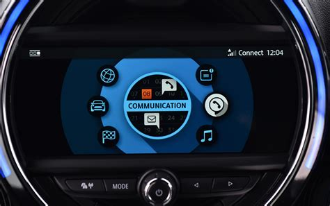 Mini Cooper Navigation by Mini S New Touchscreen Navigation Is A Upgrade