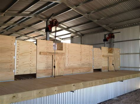 Shearing Shed Design by New Shearing Sheds Higgins Building Contractors