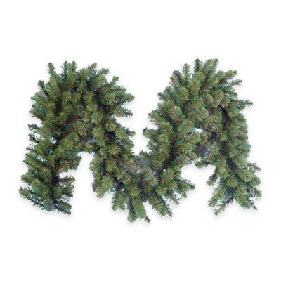 buy thick garland from bed bath beyond