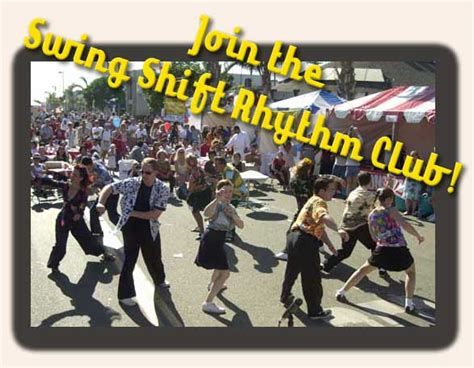 california swing shift newsletter
