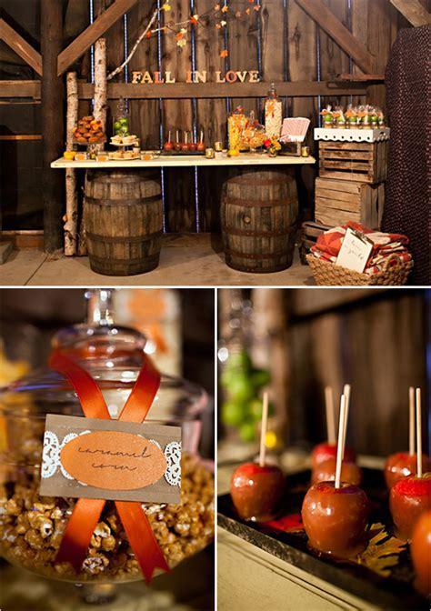 Pittsburgh wedding photographer, fall wedding dessert tables