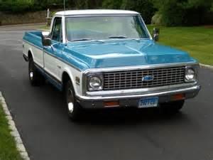 1972 Chevrolet Truck For Sale 1972 Chevy Cheyenne Chevrolet Chevy Trucks For Sale