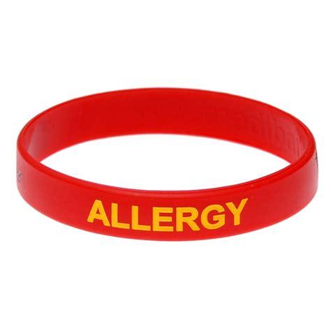 shoo for allergies allergy bracelet bracelets for allergies