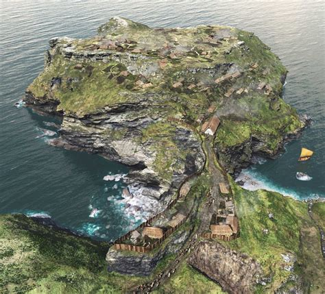 Tinta Jel Discoveries And Excavations At Tintagel Castle Summer