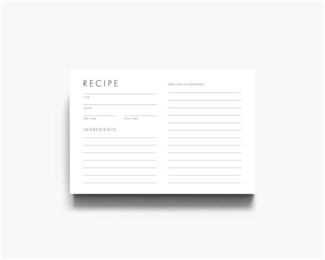5x7 recipe card template for word 5x7 recipe card template for word cerescoffee co