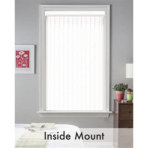 home decorators collection cut to width snow drift 9 16 in home depot cut blinds home design 2017