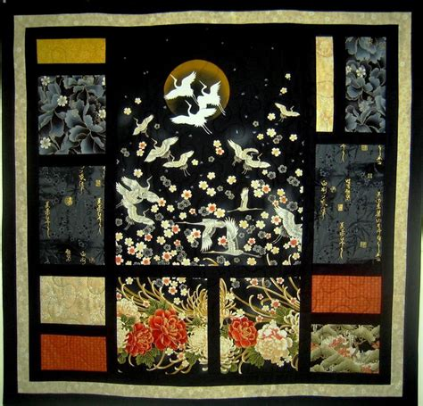 quilt pattern japanese 36 best quilts of the east images on pinterest