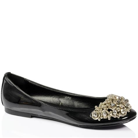 fancy flat shoes for womens flat glitter office fancy