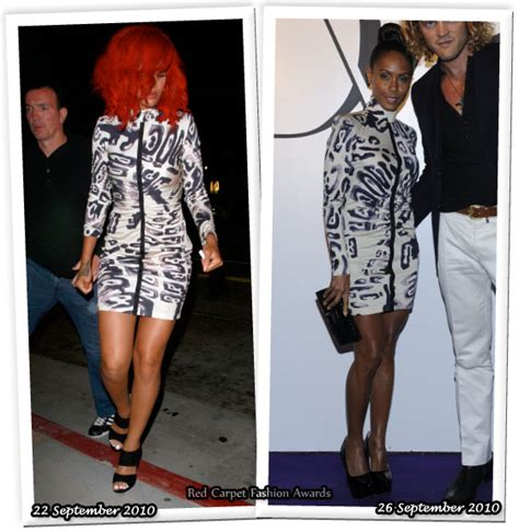 Who Wore Pucci Better by Who Wore Emilio Pucci Better Rihanna Or Pinkett
