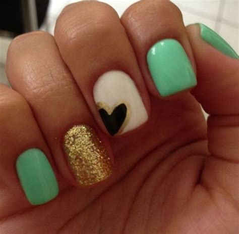 easy nail art on pinterest 20 simple nail designs for beginners hot beauty health