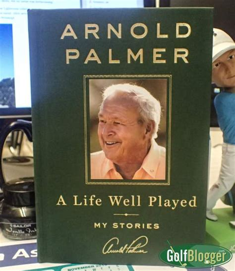 well played books arnold palmer s a well played book review
