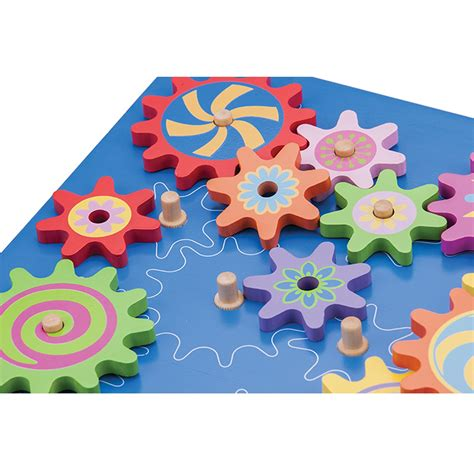 speelgoed ah xl new classic toys zahnradpuzzle new classic toys
