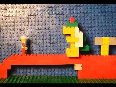 lego nes tutorial lego mario goomba productions youtube