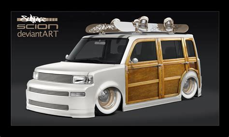 scion cube slammed post your quot lowrider xb picture s here quot scion xb forum
