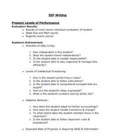 tools to help with iep writing inclusive classrooms project