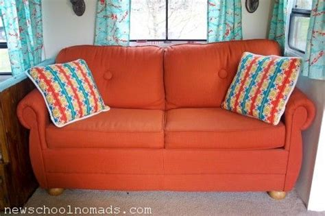 reupholster rv couch 17 best ideas about recover couch on pinterest