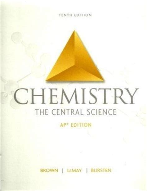 Essay About Chemistry As A Central Science by Chemistry The Central Science 13th Edition