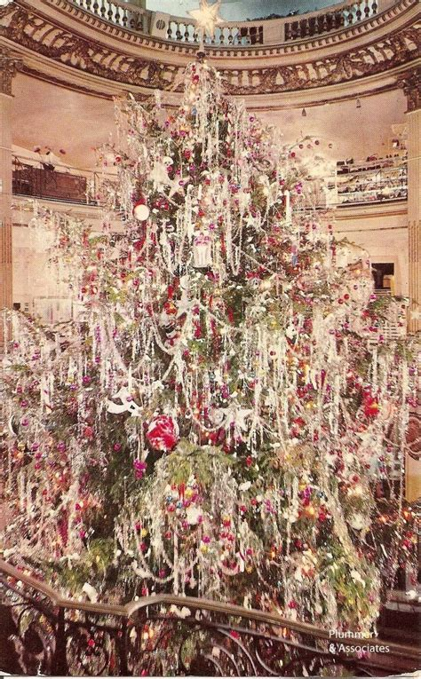 christmas tree 1950 s christmas pinterest