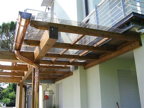 tettoie plexiglass per esterni loggiati e tettoie per esterni sail legnami