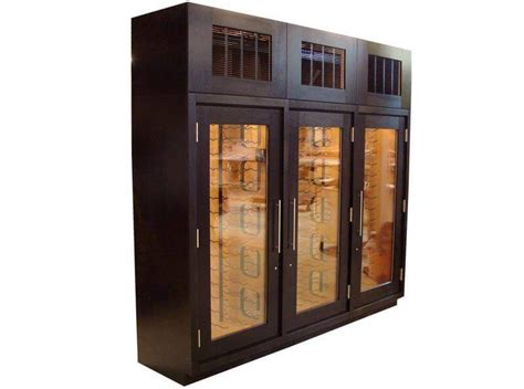 Refrigerated Wine Cabinet by Refrigerated Wine Cabinet Gallery Custom Wine Cabinet