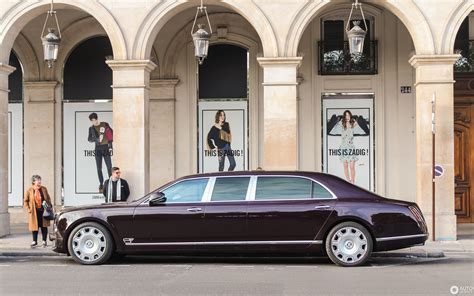 bentley mulsanne limo interior bentley mulsanne grand limousine 17 kwiecie 2017