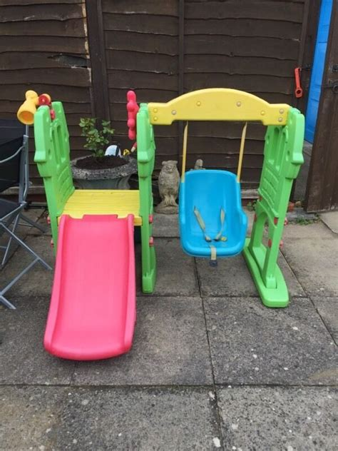 tike swing and slide tikes swing and slide buy sale and trade ads
