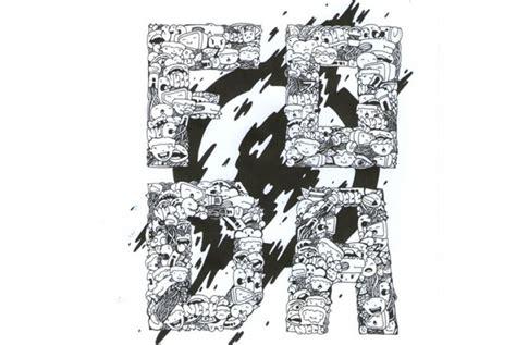 doodle jakarta doodle termasuk seni profesional republika