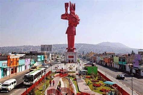 noticias chimalhuacan estado de mxico las esculturas de sebastian guerrero chimalli