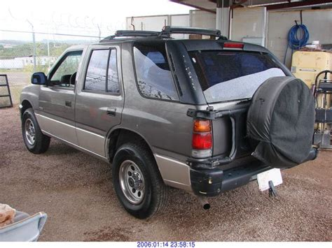 how to work on cars 1994 isuzu rodeo free book repair manuals 1994 isuzu rodeo rod robertson enterprises inc