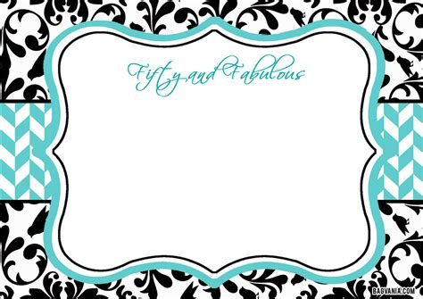 free adult birthday invitations bagvania free printable