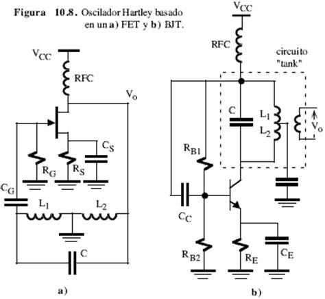transistor bjt como oscilador 14 bipolar junction transistor conocimientos ve osciladores lc