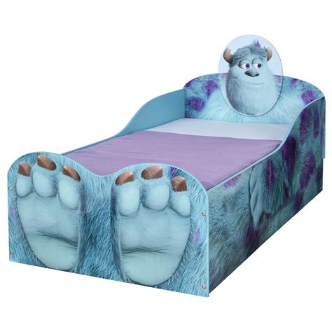 character bed character and disney feature toddler junior beds