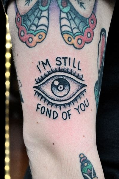 small eye tattoo small eye on arm tattooshunt