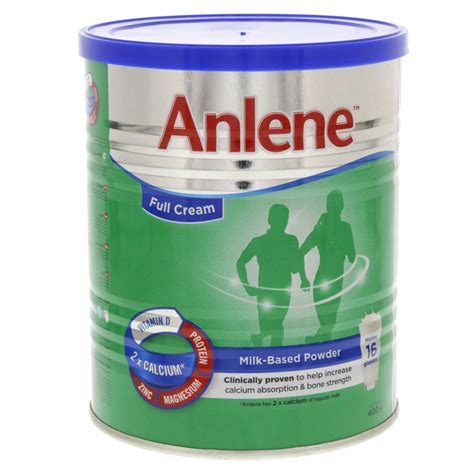 Anlene Anlene Buy Anlene Milk Powder 400 Gm In Uae Abu