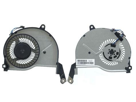 hp laptop fan noise genuine cpu cooling fan for hp pavilion 15 n series laptop