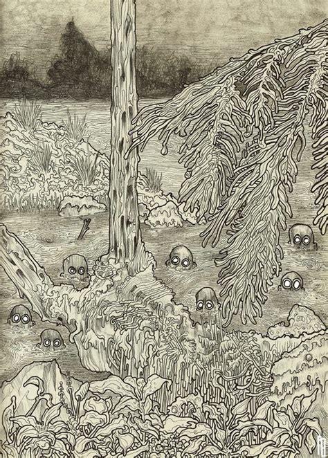 banken münster detailed illustrations of philipp banken s imagination