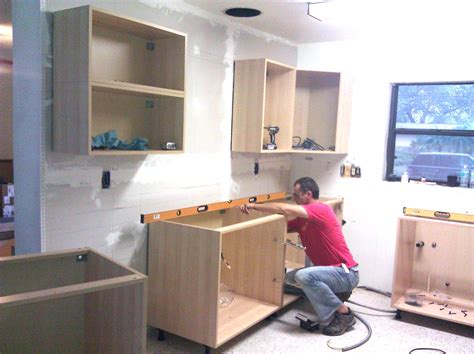 cabinet installation awesome ikea kitchen cabinet installation guide