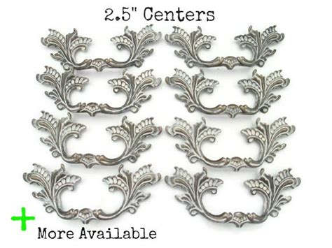 french drawer pulls uk french provincial drawer pulls lot of 8 2 5 centers