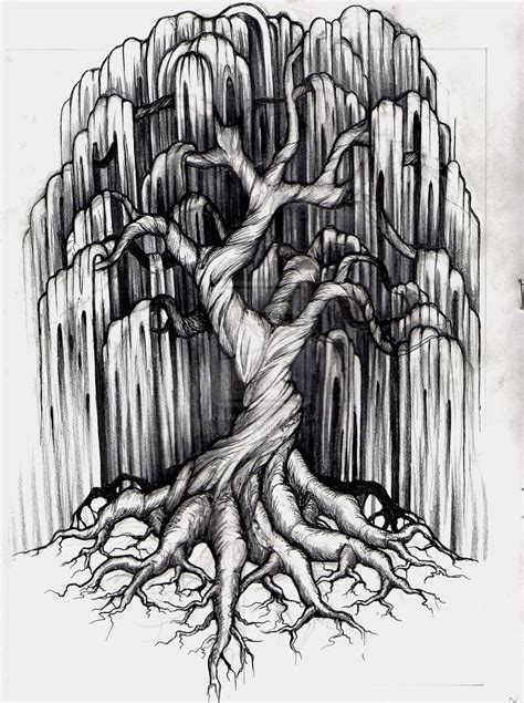Willow Outer willow tree by aluc23 on deviantart tats