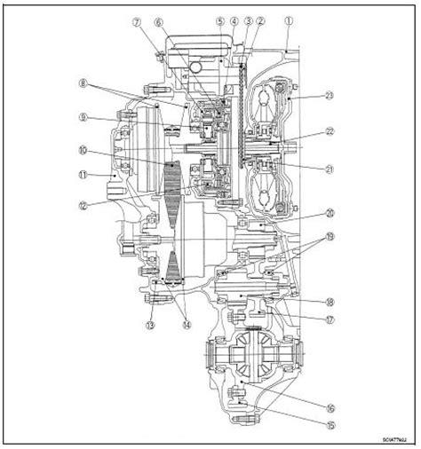 nissan cvt transmission parts nissan free electrical